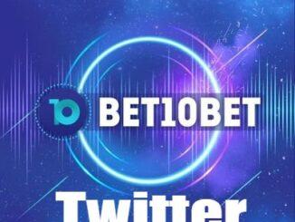 Bet10bet Twitter