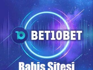Bet10bet Bahis Sitesi