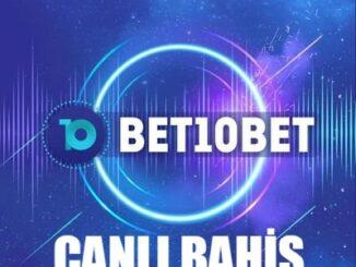 Bet10bet Canlı Bahis
