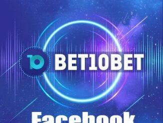 Bet10bet Facebook