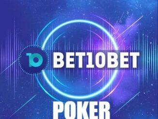 Bet10bet Poker