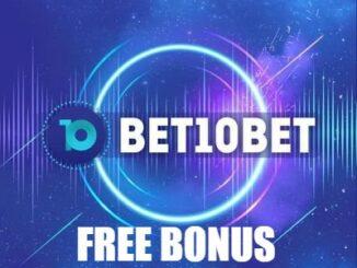 Bet10bet Free Bonus