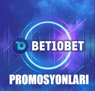 Bet10bet Promosyonları